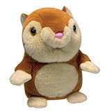 Chippy The Chattermunk